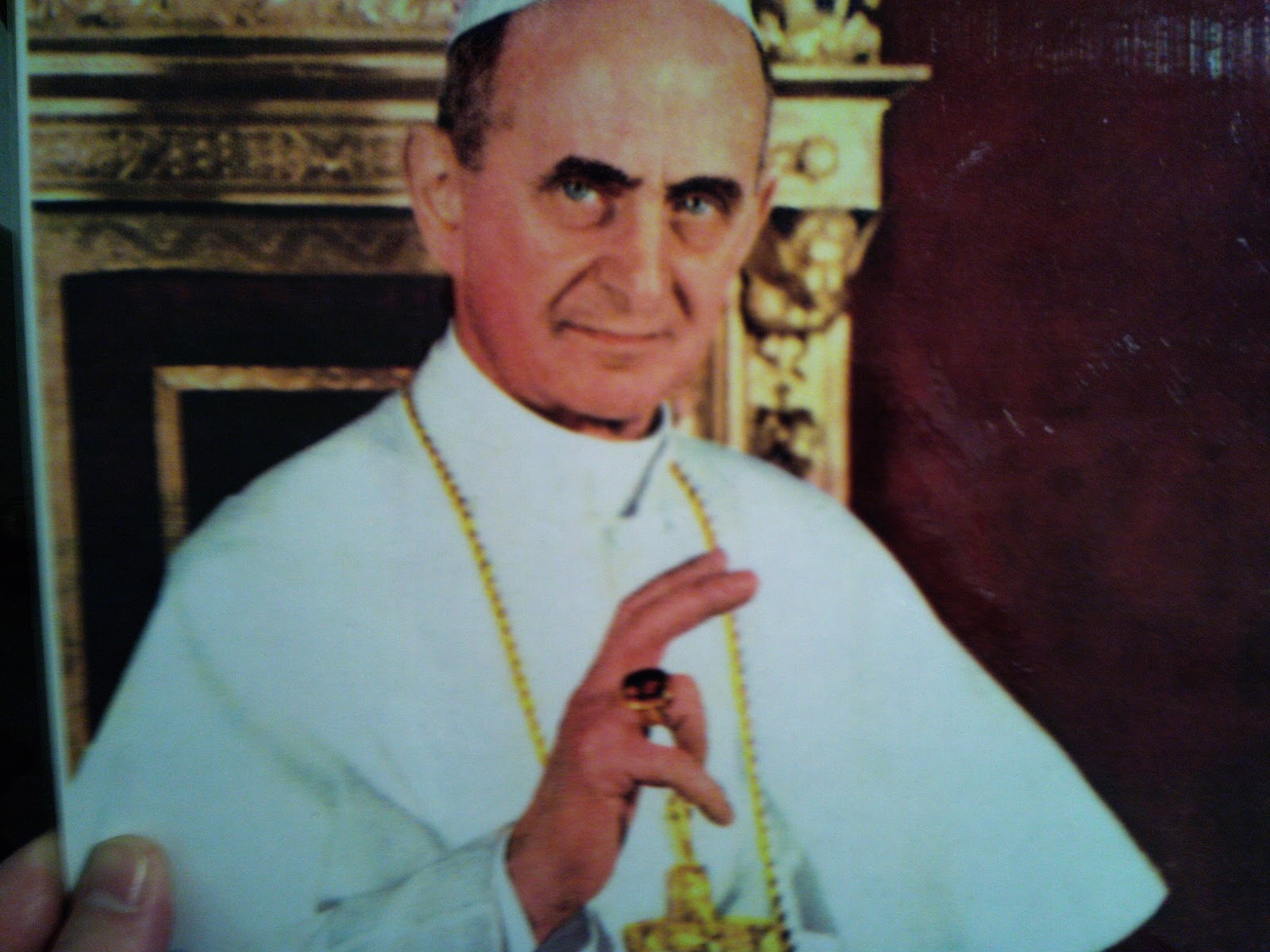 Humanae vitae en danger? Attaque et contre attaque dans les coulisses de la Curie