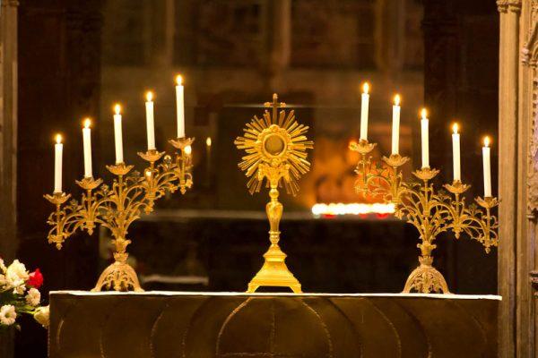 L'adoration des Quarante-Heures : une belle tradition avant le mercredi des Cendres
