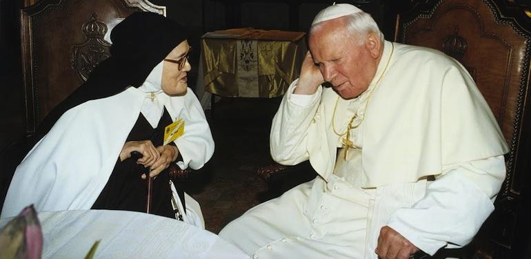 Clôture du procès diocésain pour la béatification de sœur Lucie