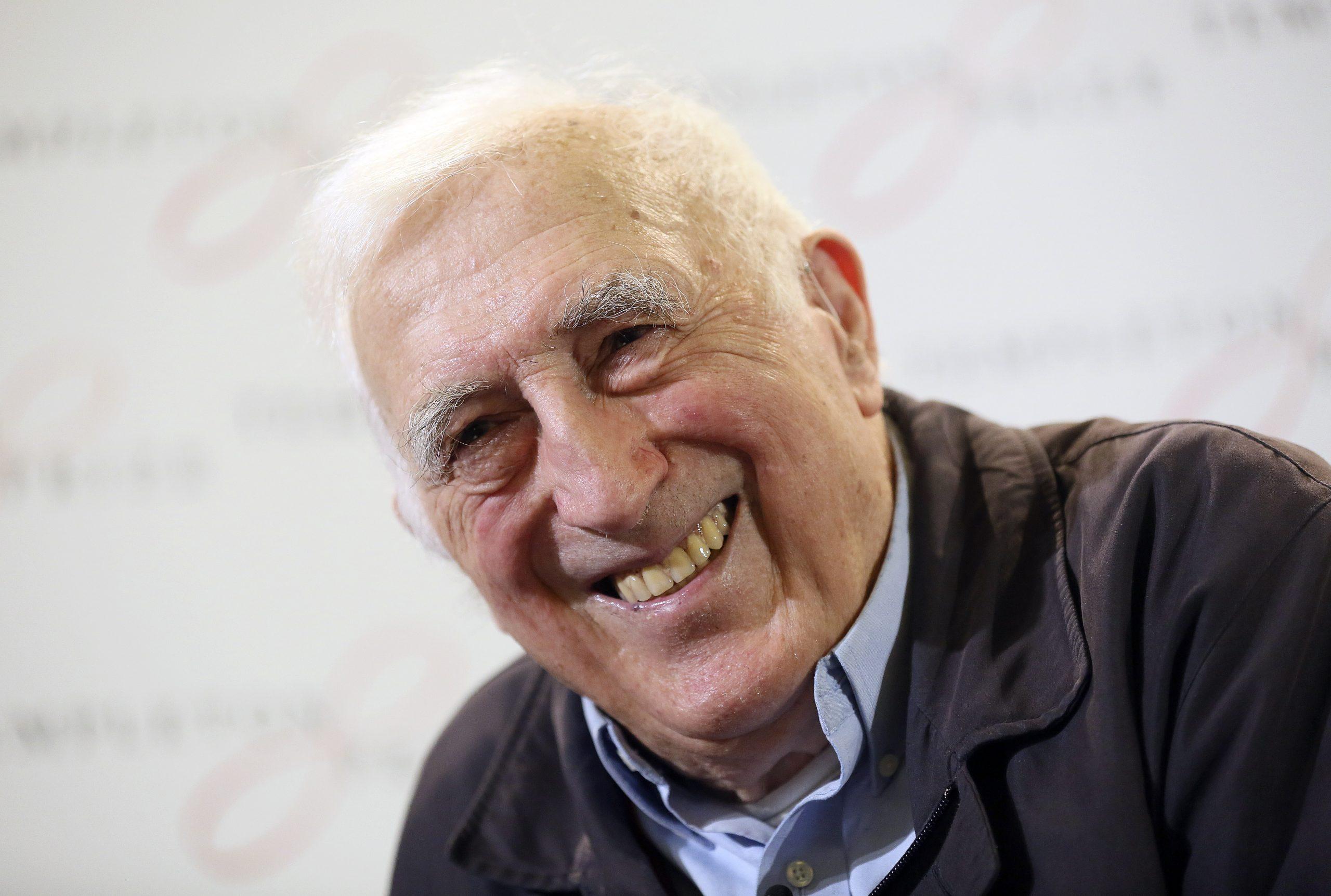 """Paris – Conférence de Jean Vanier: """"Ensemble, devenir plus humains"""""""