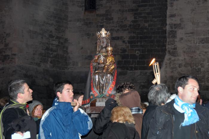 Marseille – Fêtes de la chandeleur à l'abbaye Saint Victor