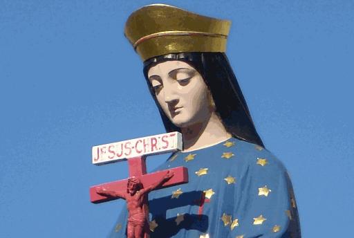 Pontmain – 146° anniversaire des apparitions