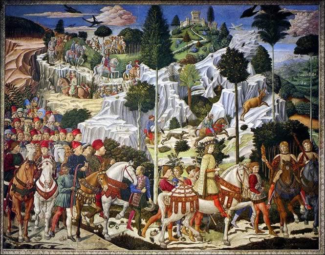 """Benoît XVI, """"Les mages sont le début d'une grande procession qui s'avance dans l'Histoire"""""""
