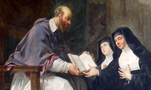 Saint François de Sales - La perfection est possible pour tous les états de vie - Gaudete et exsultate avant gaudete et exsultate