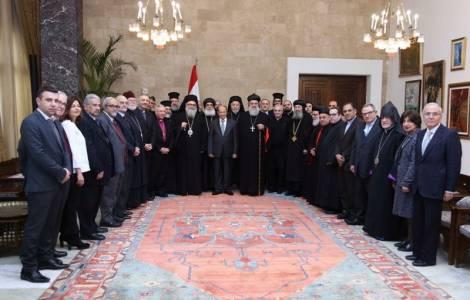 Le Président Aoun dénonce l'avidité des chrétiens, plus dangereuse que les bombes