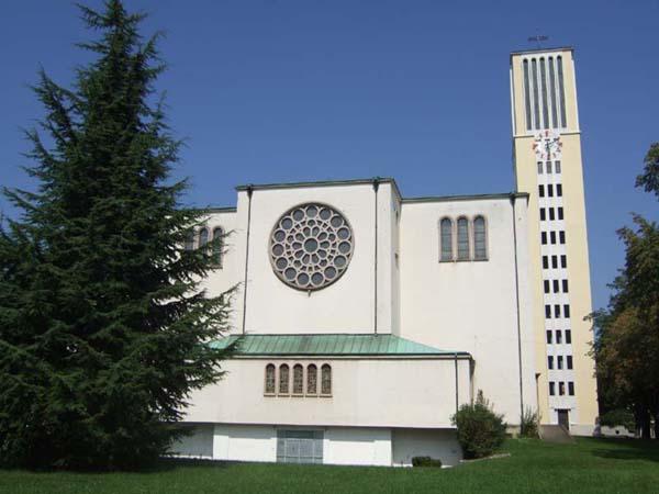 Colmar – Messe avec les chrétiens des rites orientaux