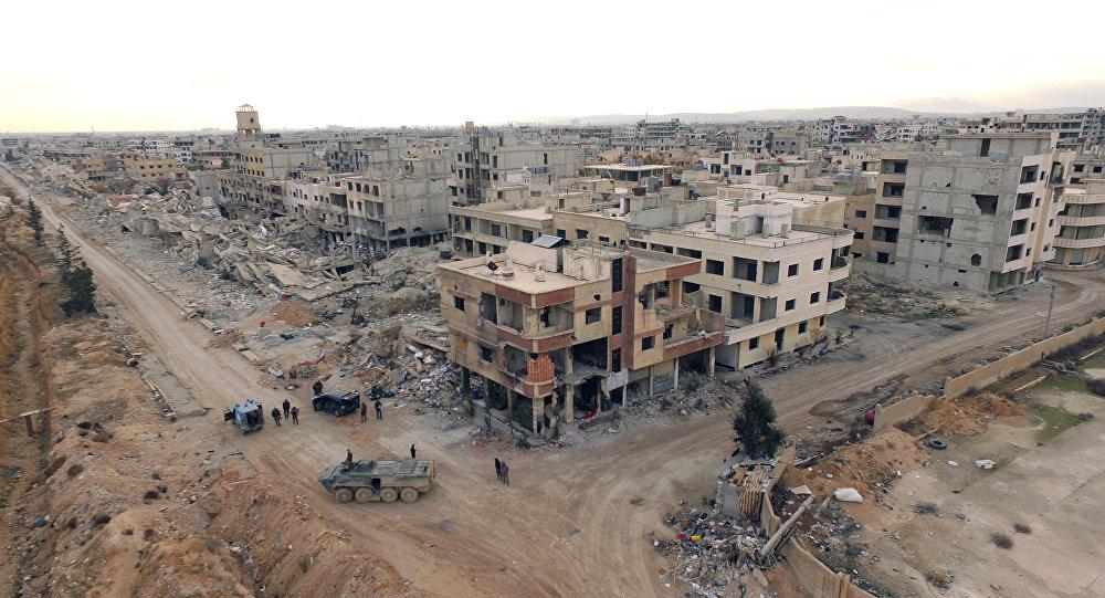 """Damas: """"Les informations sont triées"""""""