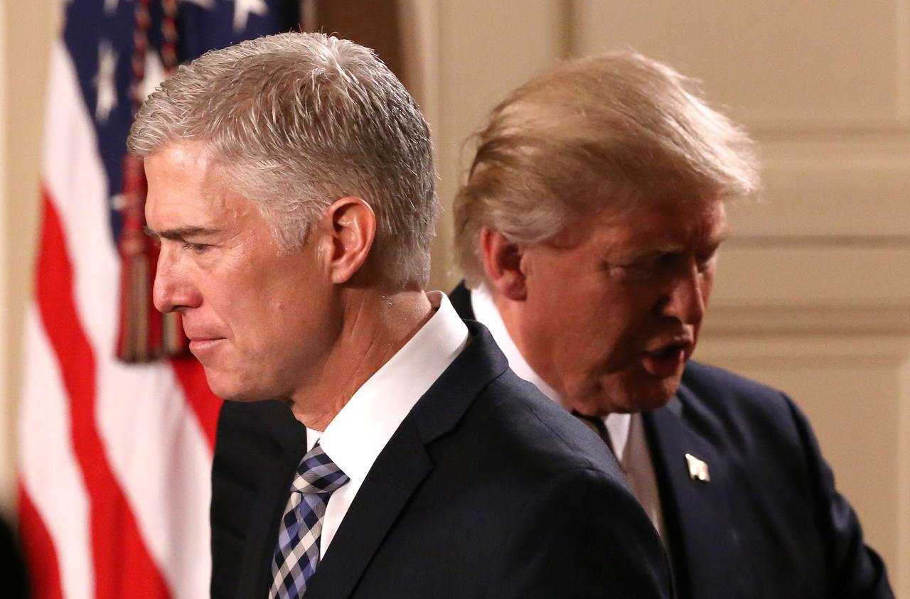 """USA – Qui est le nouveau juge de la cour suprême? Son livre """"l'avenir du suicide assisté et de l'euthanasie"""""""