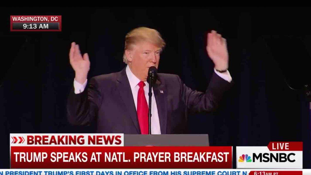 """""""La qualité de nos vies n'est pas définie par notre succès matériel, mais par notre succès spirituel."""" Donald Trump"""