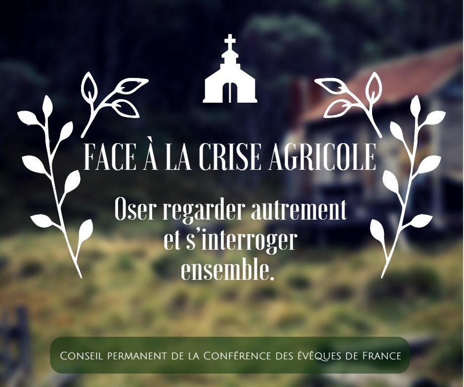 La sollicitude des évêques pour le monde agricole semble oublier le Créateur