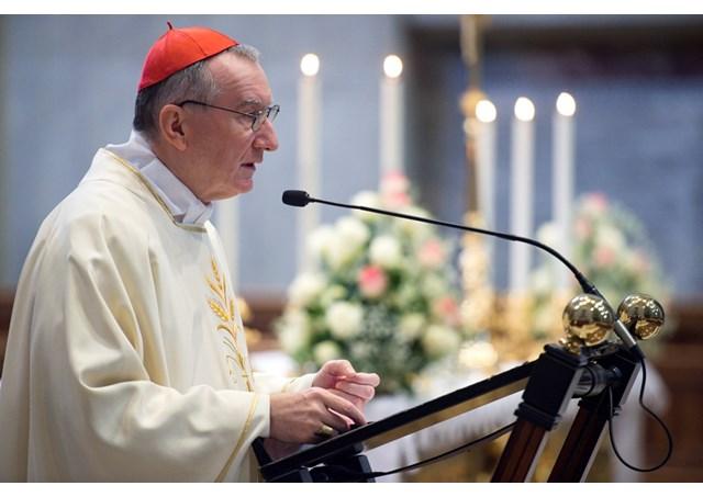 Consécration du Congo-Brazzavile à la Vierge Marie en présence du cardinal Parolin
