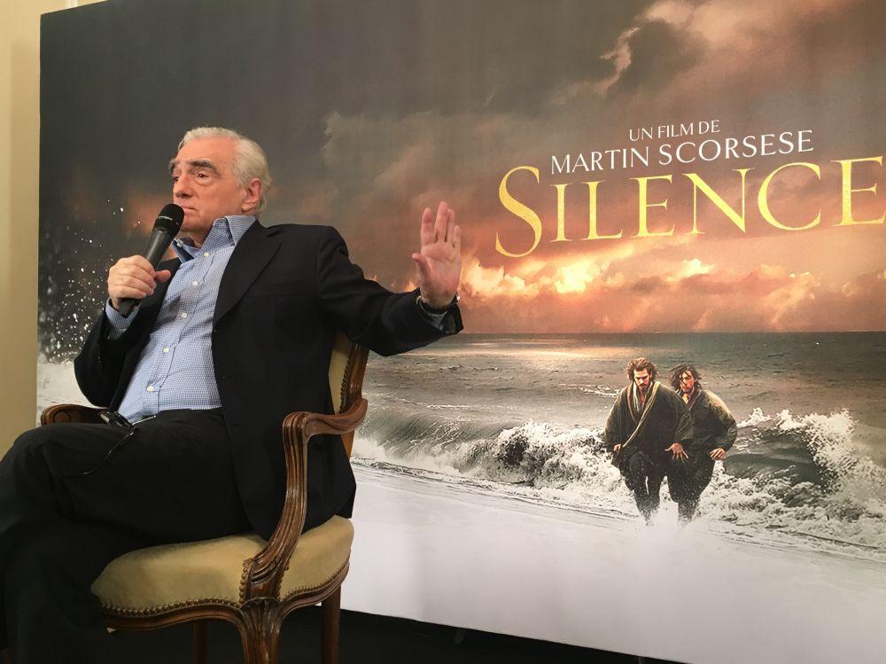 Martin Scorsese l'apologie silencieuse du reniement?