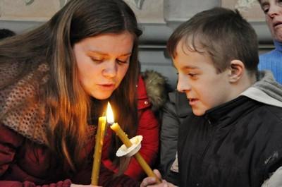 2 février: jour de fête et d'action de grâce pour toutes les communautés Foi & Lumière