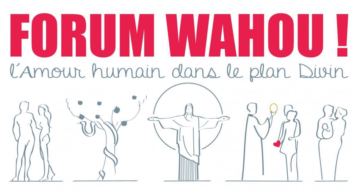 Se former à la théologie du corps de Jean Paul II: forum Wahou! à Paris