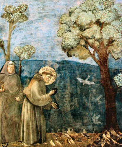 Exposition Giotto à la Clarté-Dieu
