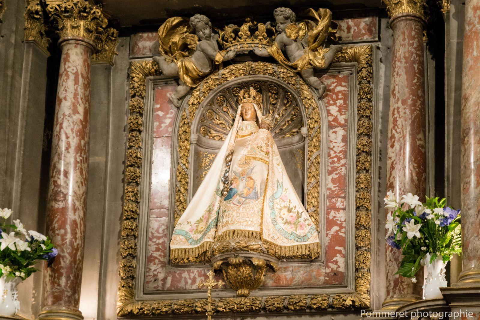 Journée mariale au sanctuaire Notre-Dame de Verdelais