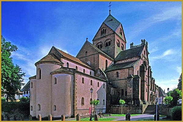 Messe d'action de grâce pour le départ des Soeurs de La Croix de Neuwiller-lès-Saverne