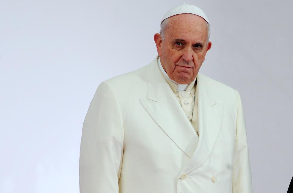 Crises et tensions autour du pape – L'appel à la prudence d'un moine