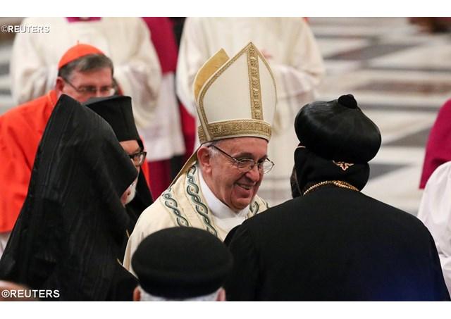 Un chemin de communion entre catholiques et orthodoxes pour faire face aux persécutions