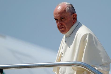 France: une visite du Pape François à l'automne?