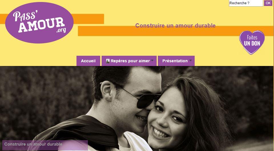 PassAmour, un site pour aider les jeunes à construire un amour durable