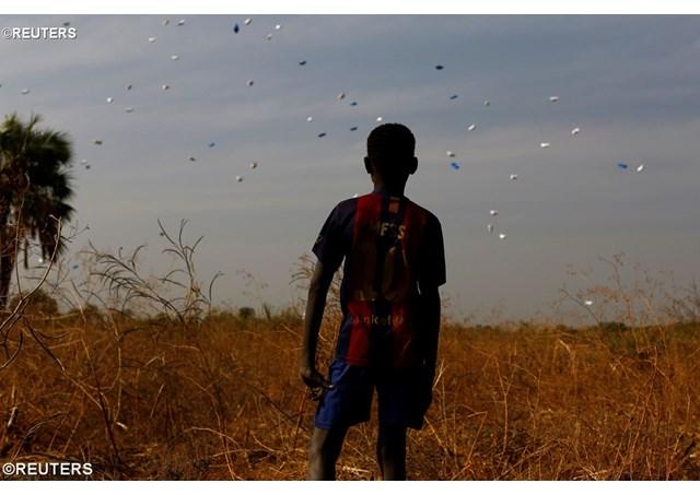 Le pape lance un appel humanitaire au Soudan du Sud