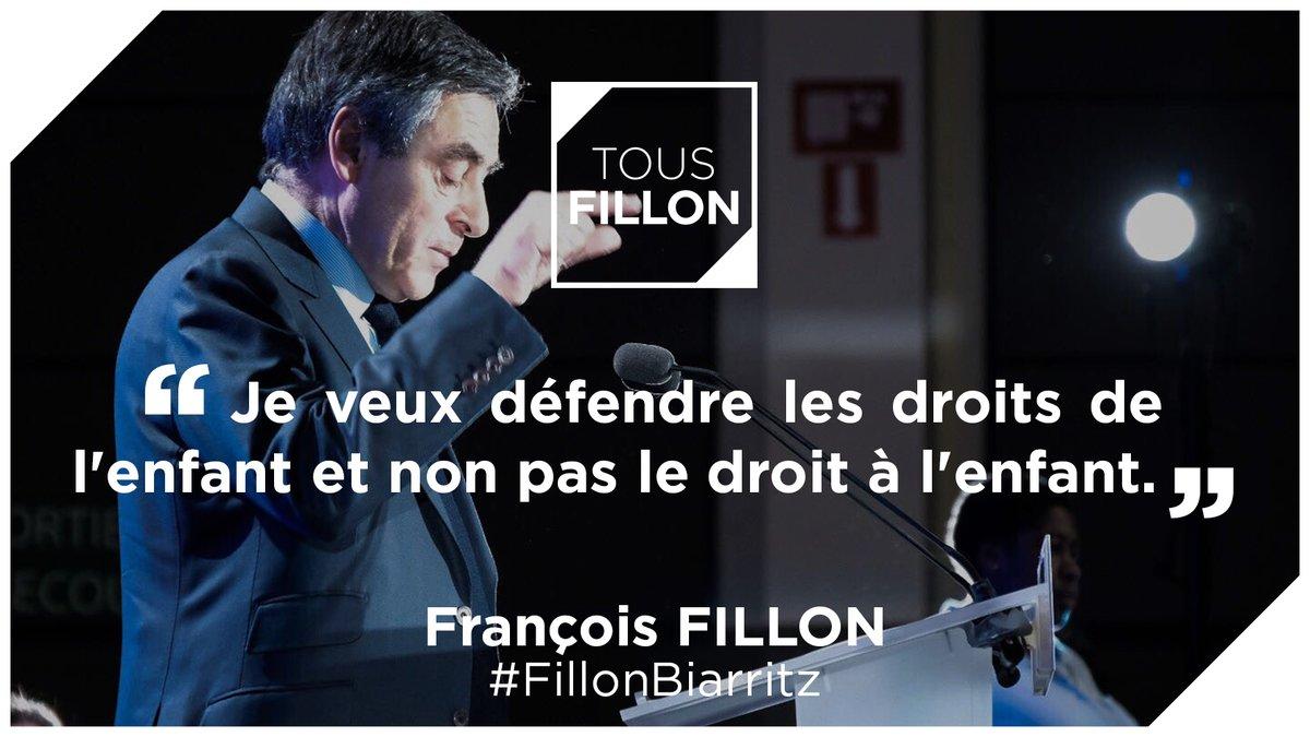 François Fillon est-il si clair sur les droits de l'enfant?