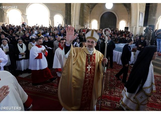 Patriarcat latin de Jérusalem – «tout ne va pas si bien» confesse Mgr Pizzaballa