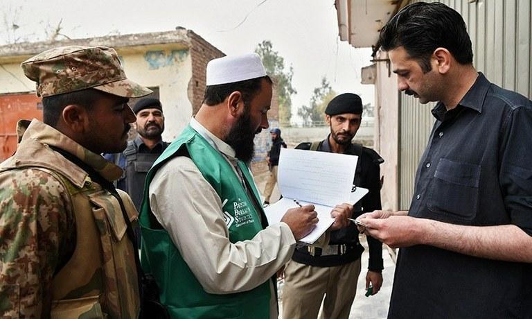 """Recensement au Pakistan: """"vital pour faire valoir nos droits dans notre pays"""""""