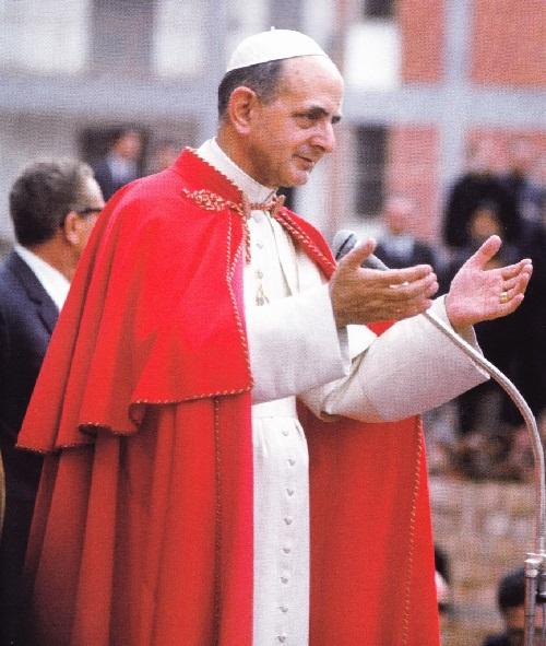 Message de carême de Paul VI – 1977 – Il est nécessaire de nous rappeler que nous sommes les intendants de Dieu
