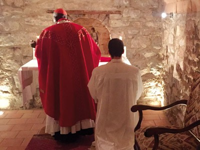 Lettre du cardinal Sarah – La guerre liturgique est une aberration