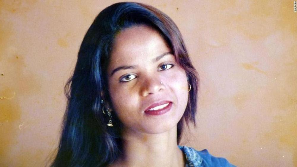 En prison, Asia Bibi autorisée à garder le chapelet que le pape François lui a offert