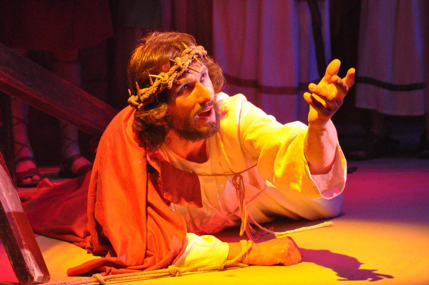 """Spectacle """"Le Christ-Roi"""" à Sainte-Pazanne"""