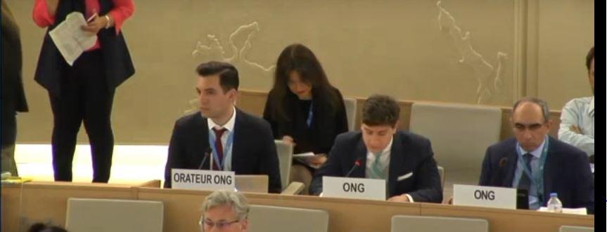 L'ECLJ demande à l'ONU de condamner pour crime de génocide l'Etat Islamique