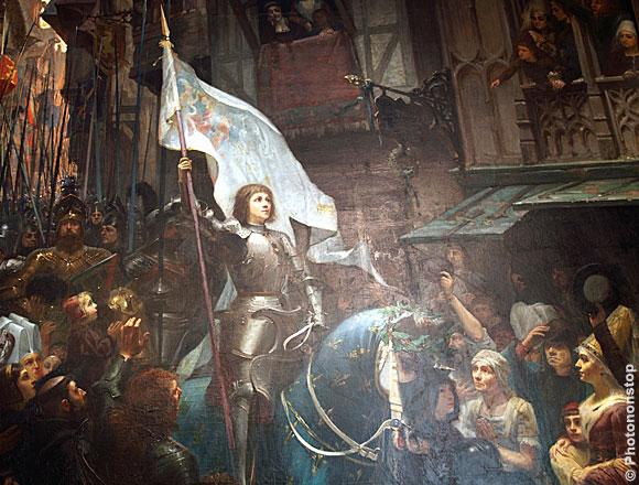 30 mai: Fête religieuse de Sainte Jeanne d'Arc, patronne secondaire de la France