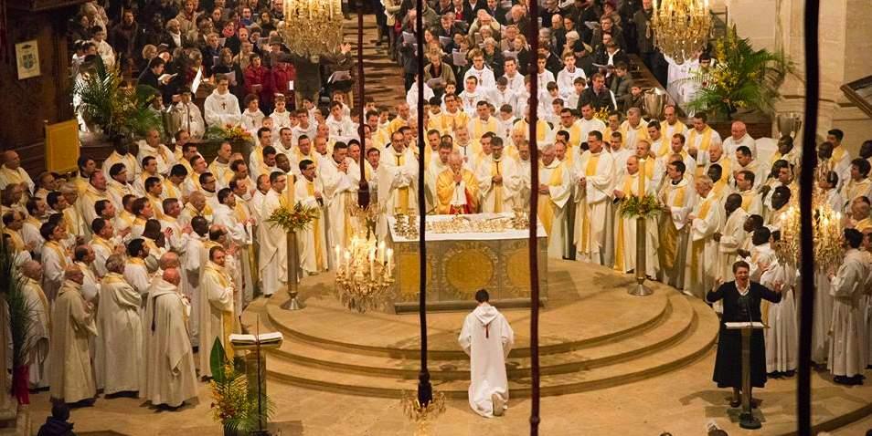 Lourdes – L'unité des presbyterium serait-elle difficile?