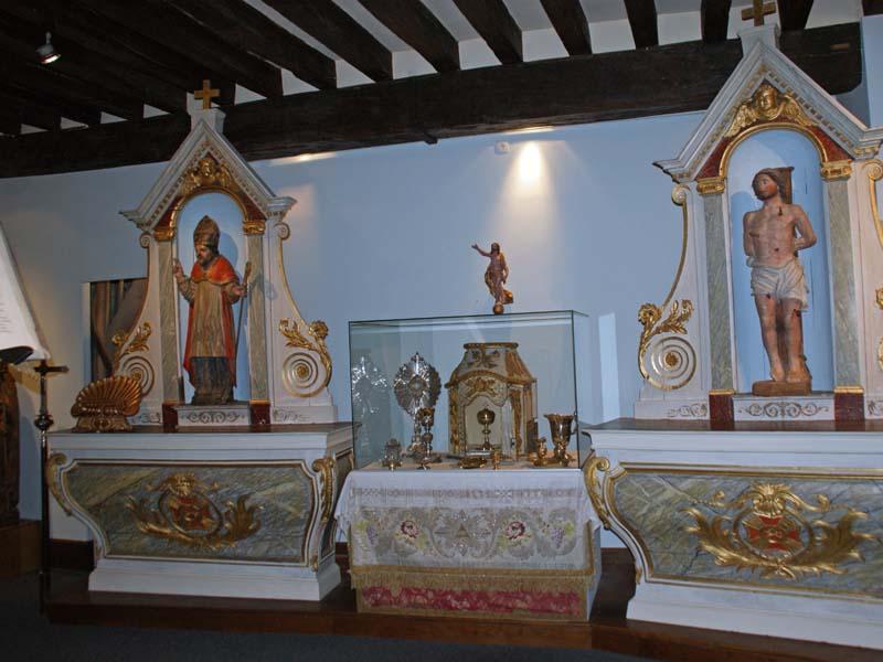 Les trésors de l'Eglise ne sont pas des pièces de musée rappelle Mgr Follo