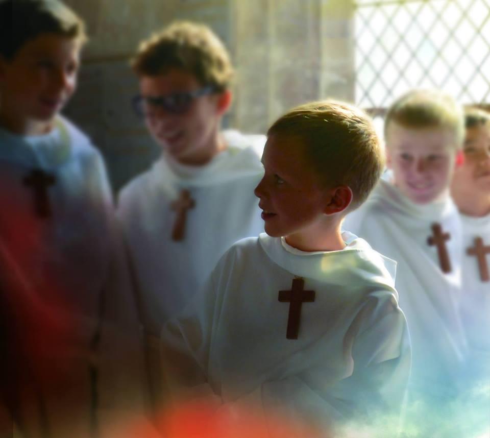 Les Petits chanteurs à la Croix de bois à Lyon pour Fraternité en Irak