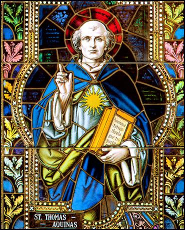 Projet docteur angélique : se former à saint Thomas