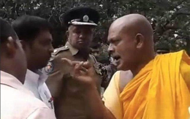 sri lanka bouddhiste extremiste
