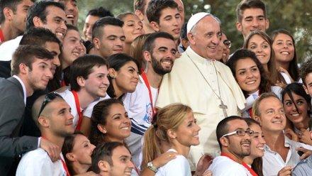 L'intention de prière du pape du mois d'avril 2017 – Les jeunes