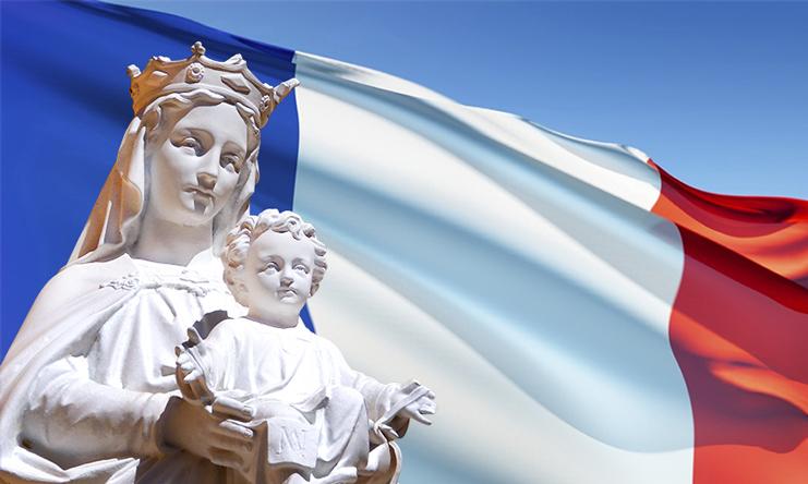 Mgr Rey – Le christianisme est l'âme de notre pays mais il s'est laissé depuis longtemps gagner par une profonde acédie
