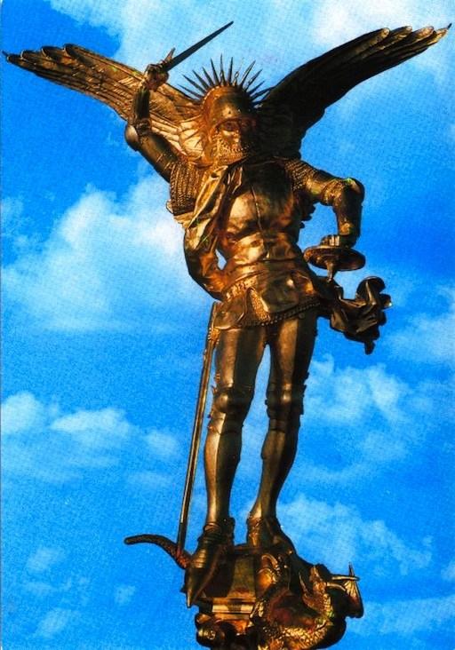Du 29 avril au 7 mai: neuvaine à saint Michel Archange