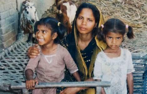 """La prière poignante d'Asia Bibi: """"Je veux te prier pour mes ennemis, pour ceux qui m'ont fait du mal."""""""