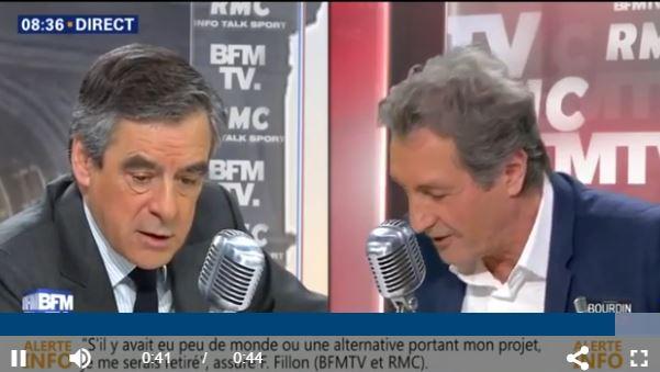 François Fillon favorable à la recherche sur l'embryon – Schizophrénie ou électoralisme?
