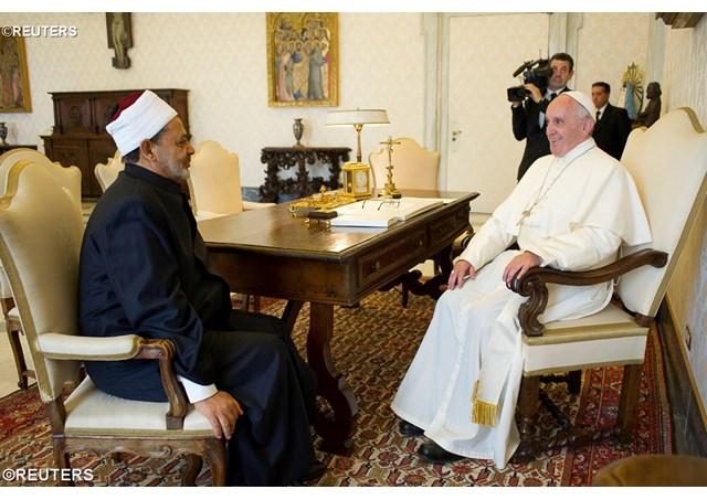 Al-Azhar, al-Sissi, Tawadros II – Le programme du voyage du pape en Egypte