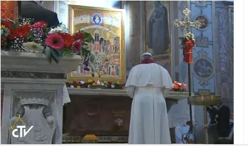 Pape François – Nouveaux martyrs – L'Eglise a besoin de témoins jusqu'à la mort