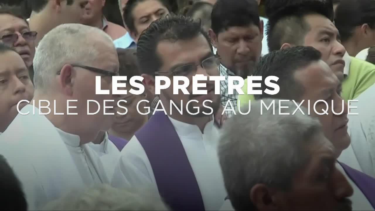 Mexique – Les prêtres cibles privilégiées