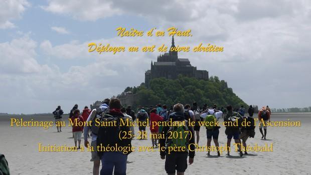 «Ascension 2017»: session d'initiation à la théologie pour les 18-28 ans au Mont Saint-Michel