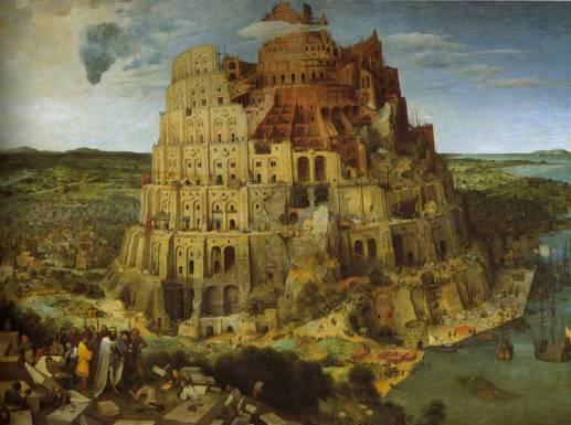 Babel, la diversité, une condition de salut de l'humanité